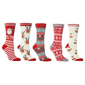 Baumwolle Baumwolle Socken Mitte Schlauch-Socken Cute Designs Bequeme Antiseptische Breathable High-Quality Soft-Sweat-Absorbent