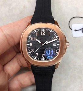 top fabbrica U1 moda casual orologio da uomo Nautilus Grenade Aquanaut 2.813 movimento automatico in gomma movimento scolpito cinturino blu dialykGf #