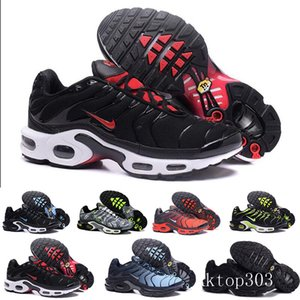 nike Tn plus air max airmax  2017 Hot selling Colors Wholesale High Quality Hot Sale TN Men's Running Sport Footwear Sneakers Trainers Shoes size 7-12 A7C1B