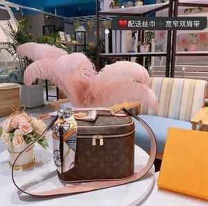 새로운 가죽 핸드백 고품질 명품 핸드백 지갑 여성 크로스 바디 가방 패션 빈티지 어깨 가방 -L3065