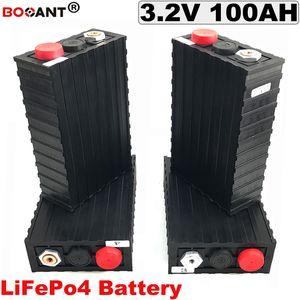 3.2V 100Ah LiFePO4 Batterie Preise für Elektro-Fahrrad / EV / Sonnensystem Lithium 12V 24V 48V 60V 72V 100AH Kostenloser Versand
