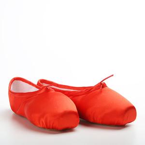 New Kids Danse Chaussons Adulte Professionnel Toile semelle souple CHAUSSON Filles Femme Enfant Ballet Slippers Chaussures