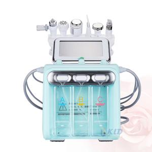 Pulizia profonda nuova idra lista facciale apparecchiature estetiche acqua macchina rf idro diamante dermoabrasione viso sbucciatura di dispositivo trasporto libero