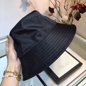 Cubo triángulo caliente del casquillo del sombrero Beanie invertido para hombre mujer Casquette sombreros altamente Protección de la calidad del salacot Sun Sun sombrero gorras portátil