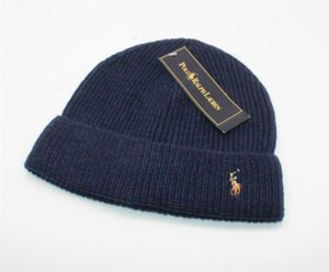 2020 High quality Valentine's day gift Fashion Beanie Hats for Men Women Knitted Wool Caps casual Beaniesembroidery Winter sport Caps