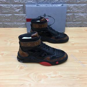 Prada sports shoes آخر صيحات الموضة الأحذية الرجالية عارضة hococal الرياضية تنفس شخصية الرجال أحذية عالية الجودة الأعمال مريحة الرجال سفر الأحذية 39-45