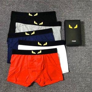 Designer Boxer Gay Brief For Man Panties Sexy Underwear&#13Fèndi Mens Boxers Cotton Underwears Shorts Fish Pattern Male rehe retgwrgwr
