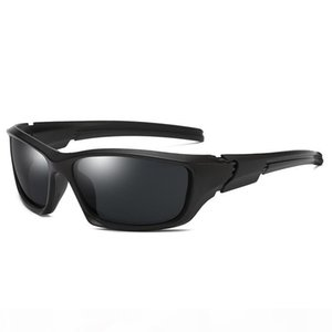 Glitztxunk Fashion Sunglasses Men Designer Vintage Driving Sports Sun Glasses For Male Mirror Goggles Shadow UV400