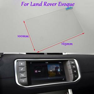 Внутренние аксессуары 8-дюймовый GPS навигации Автомобильный экран HD стекла Защитная пленка для Land Rover Evoque