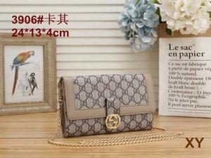 Mode Luxurys Handtaschen Armband Tasche Schultertasche Wallet Handytasche vergoldet Hardware-Zubehör GG