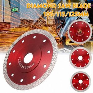 125 115 105mm Turbo Diamond Saw Blade Disc Porcelain Tile Ceramic Granite Marble Cutting Blades For Angle Grinder Diamond XPrJ#