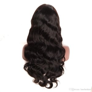 Lace Front Wigs Brazilian Hair Body Wave Human Hair Wigs for Black Women Pre Plucked with Baby Hair Bleached Knot Glueless Frontal Wig