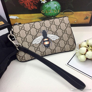 Fashionable best quality wallet 88 top quality 1:1, made of real leather, with original box, factory primary source 18-11cm 522866