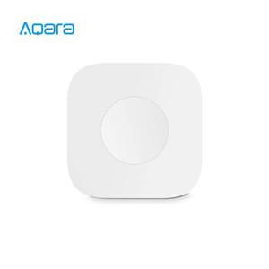 Original Aqara Wireless Switch Zigbee System Remote Control Switch Use with Gateway Aqara Air Condictioner Partner