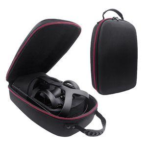 VR / AR Lentes Accesorios 2019 Nuevo caliente EVA viaje duro Proteja la caja de almacenaje bolsa de transporte Funda para el Oculus de Quest Sistema de Realidad Virtual