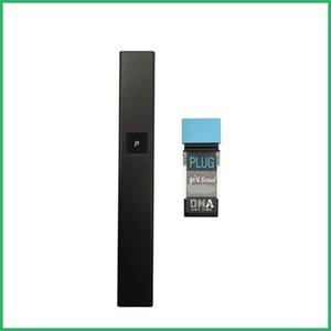 DNA Plug Giocare Pod batteria 500mAh ceramica Coil Vape universale Micro USB Charger Comodo da trasportare per mini baccelli vuoti