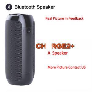 En Sesler Kalite Chrge2 + Kablosuz Bluetooth mini hoparlör Açık Su geçirmez Bluetooth Hoparlör As Güç Bankası el Olabilir
