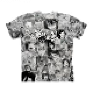 Открыть рот Ahegao 3D печати Женщины футболки Путешествия Summer тенниска Мужчины тенниску тройника с коротким рукавом рубашки Streetwear Dropship ZOOTOPBEAR MX200721