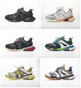 Marka Tasarımcısı Moda Çift Kalın Tabanlı Kauçuk Koşu Ayakkabı Trend Sokak Erkekler Ve Kadınlar Koşu Kauçuk Kalın Tabanlı Sneakers