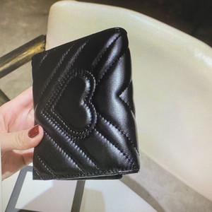 474802 محفظة MARMONT قصيرة إيطاليا كلاسيك أزياء المرأة عملة المحفظة الحقيبة مبطن جلد سيدة محافظ بطاقة الائتمان الرئيسية حامل امرأة الفاصل