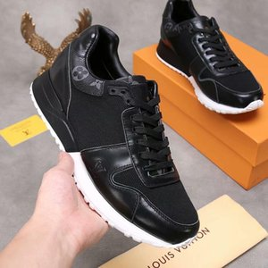 Run Away Sneaker Men &#039 ;S Shoes Autumn And Winter Breathable Footwears Herren Sportschuhe Casual Low Top Sports Plus Size Lace -Up Men S