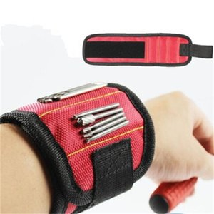 Strong Magnetic Wristband Magnet Holding Scissors Tools Belt Admission Wrist Strap Repair Tool Bracelets Practical Toolkit 6 2be H1
