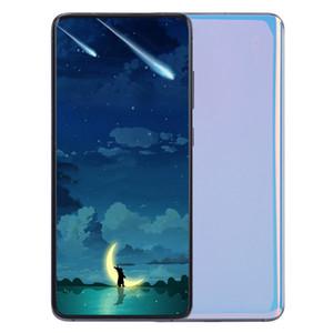 Android 10 5G Smartphone New S20U GPS20 Ultra Plus V5 3G WCDMA 1 Go de RAM 16 Go + 32 Go ROM Face ID d'empreintes digitales Metal Frame 4 caméras WiFi iBaby888