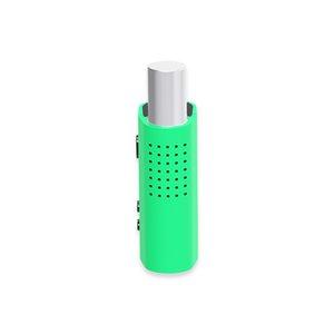 Top Design Mini Größe Gerät für trockene Kräuter Vaporizer 1100mAh Big Powerful Battry mit Glasmundstück