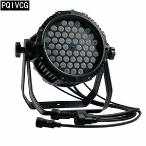 54x3w waterproof led par lights rgbw 3w led DMX512 outdoor waterproof light IP65 stage dj light