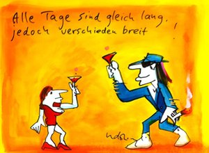 Udo Lindenberg Alle Tage sind gleich lang Decoración pintura al óleo del arte de la pared En Lona 200723