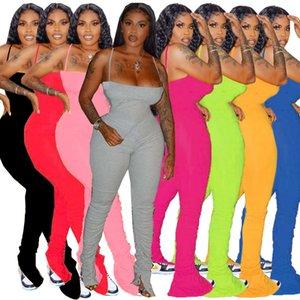 여성 옷을 빌려 단색 여러 색상 선택 가능 내기 분할 마이크로 혼 서스펜더 여성 슬림 섹시한 장난 꾸러기 새로운 2020