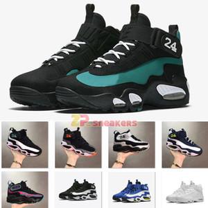 Griffey Maxs 1 roxo Venom tênis de basquete para venda Black Mamba 24 sneakers tênis com frete grátis caixa