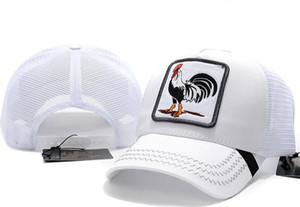 High quality luxury designer Animal Caps New popular Baseball Cap Men And Women Personality Hip hop Hat