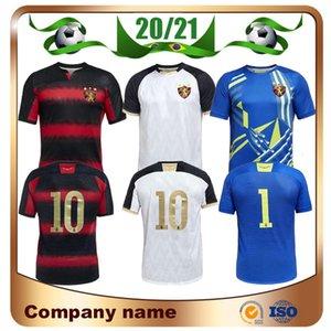 20/21 스포츠 클럽은 멀리 레시 페 축구 유니폼 2020 홈 헤르 난 SANDER 야고 LUAN 아르투르 AUGUSTO 축구 셔츠 축구 유니폼을