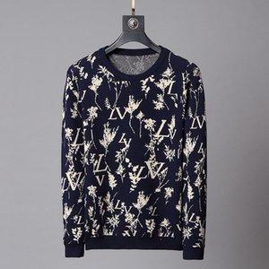 De lujo con capucha de manga larga de Hip Hop tamaño Jerseys Ropa de la marca asiática del diseñador de los hombres suéteres de invierno 2020SS géneros de punto de las mujeres