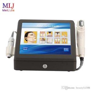 New Upgrade! 2 em 1 4D 1-12lines HIFU e V-MAX Focused Ultrasound máquina da beleza corpo emagrecimento da face dispositivo de elevação para Home / Clínica / Salon