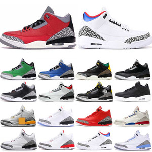 Mens Basketball Fire Red Shoes Animal Instinct Pit Crew Laser orange Cement Tinker UNC Corée Séoul Hommes formateurs Sneakers chaussures de sport 7-13