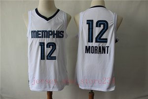 VancouverMemphisCamisa Grizzlies 10 MikeBibby 50 Reeves 3 Shareef Abdur.Rahim Basketball Jersey 12 JaMorant Jersey
