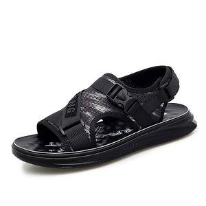 Sandalet Sandale Ayakkabı Terlik Sandalia Lüks Kayma Düz Elbise Praia Geta Comfort Homme Plaj Gündelik Yürüyüş Sandalhas Dağı