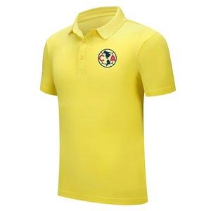 2020 2021 Club America Sports Sportswear Polo Kurzarm Fußball Polos Cotton Marke Mens Fans Tops Trikots Training Polo Shirts