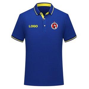 camisas Polo Club Tijuana marca premium homens novos do esporte lapela elegante suor absorvente ocasional de futebol equipado camisas pólo de manga curta