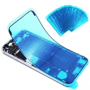 100pcs lot Waterproof Sticker For iPhone 6S Plus 7 Plus 8X X XS XR 11 Pro Max LCD Display Frame Bezel Seal Tape Glue Adhesive Repair