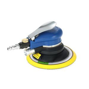10000 RPM العمل المزدوج هوائي ساندر الهواء سيارة الطلاء آلة العناية أداة تلميع 6 بوصة النجارة الكهربائية مطحنة الملمع