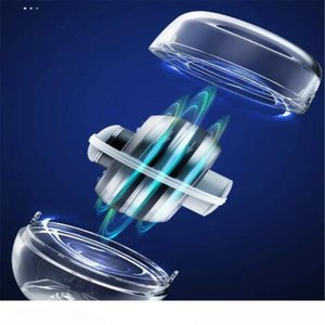 bola Bola de pulso LED instrutor giroscópio Strengthener Gyro Power Ball Arm Exerciser Poder Exercício Máquina Gym Fitness Equipment Muscle Relax
