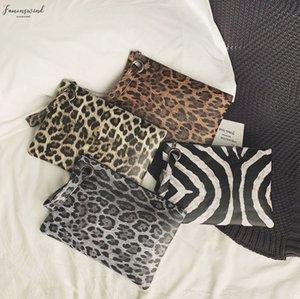 Brand Bags For Women 2020 Handbags Women Bags Designer Leopard Female Pu Leather Shoulder Bags 0506