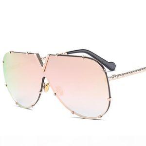 S X907 Sunglasses Pilot Women Brand Designer Men Luxury Mirror Sunglass V Oversize Clear Female 2018 Sun Glass Eyeglass Female Flat Top