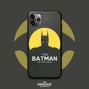 DC Superhero Phone Case pour iPhone 11 Pro XS Max XR X 7 8 Plus Batman