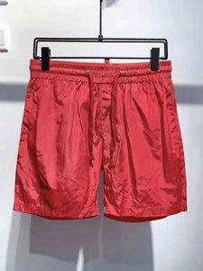 20nn neuen Luxus-Designer-beiläufige Kurzschlüsse der Männer Schlange Druckblumenstickerei Herren-Badeshorts High Street Fashion Medusa Strandhosen