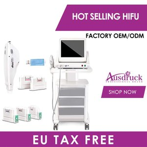 New 2d Hifu Medical Instant Face Lift High Focus Facial Machine HIFU High Intensity Focused Ultrasound Wrinkle Removal Machine Ce Approved