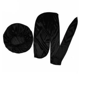 Erkekler Şapka Uzun Kuyruk Do Durag Waves CapUnisex M için Kadınlar İpeksi durags Bandanas için 2020Unisex Erkekler İpek Durag Maç İpeksi Bonnet